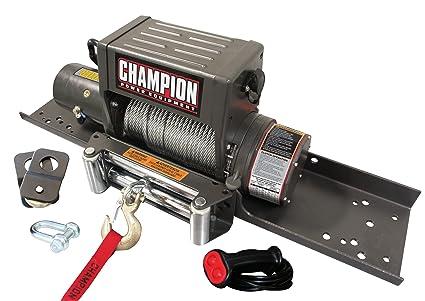 Amazon champion winch 8000 pound capacity automotive champion winch 8000 pound capacity freerunsca Image collections