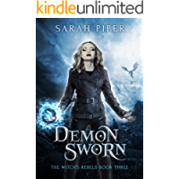 Demon Sworn: A Reverse Harem Paranormal Romance (The Witch's Rebels Book 3)