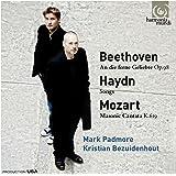Beethoven: An die ferne Geliebte; Haydn: English Songs