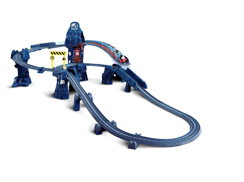 Thomas Friends Trackmaster Mountain Quarry Blue Amazon