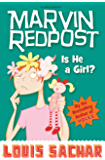 Marvin Redpost: Is He a Girl?: Book 3 - Rejacketed