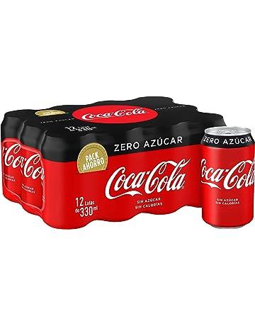 Coca-Cola - Zero, Refresco con gas de cola, 330 ml (Pack