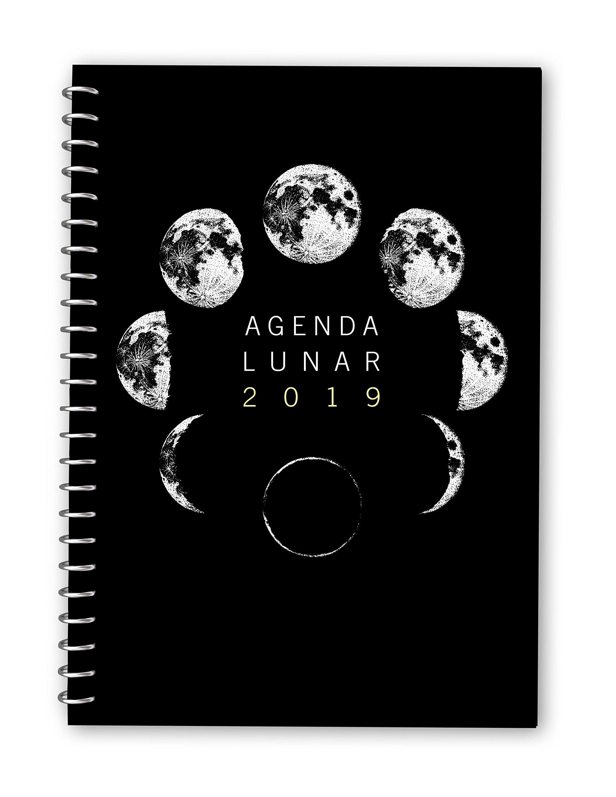 Agenda lunar 2019 (SIN COLECCION): Amazon.es: Colom, Maite: Libros