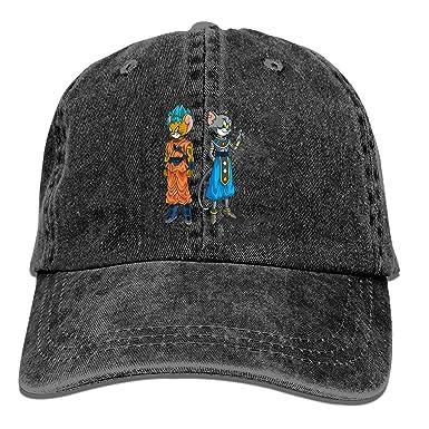 Baseball Cap-DBZ Tom   Jerry Cowboy Hats for Mens Women Dad 50e58119c2e