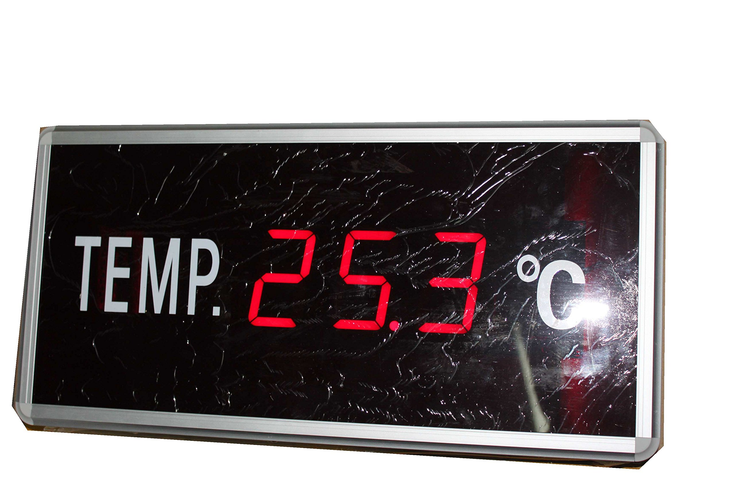 AZOOU LED Signs Display Temperature by AZOOU