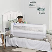 Regalo Baby 2220 Swing Down Extra Long Bedrail (White)