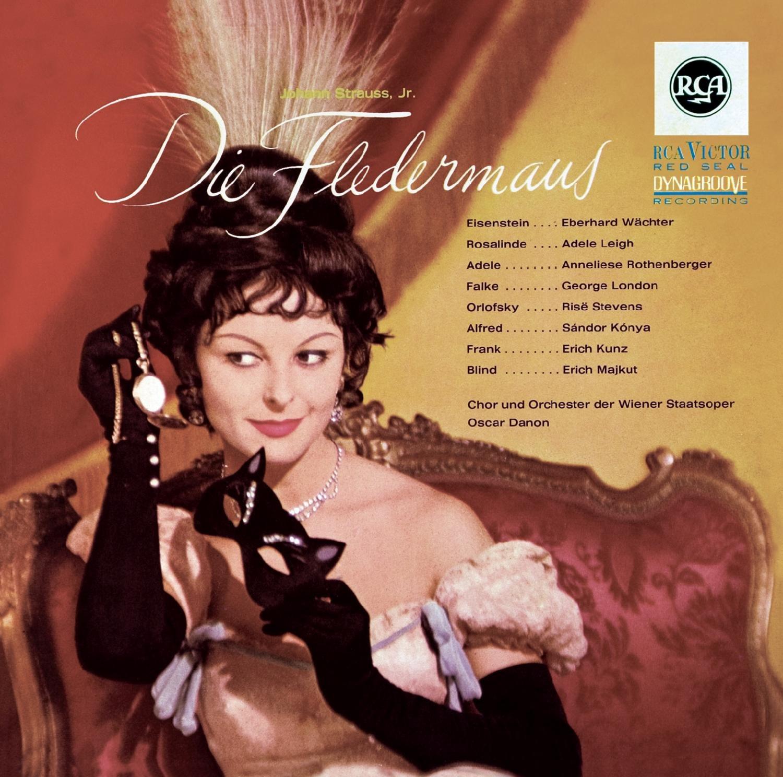 Popular overseas J. Strauss: We OFFer at cheap prices Die Fledermaus