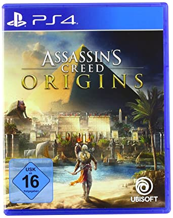 Assassin\'s Creed Origins - [PlayStation 4]: Amazon.de: Games