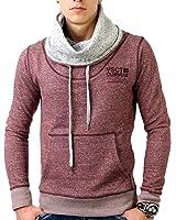 Vsct Herren Sweatshirt V-5400328 Oxblood