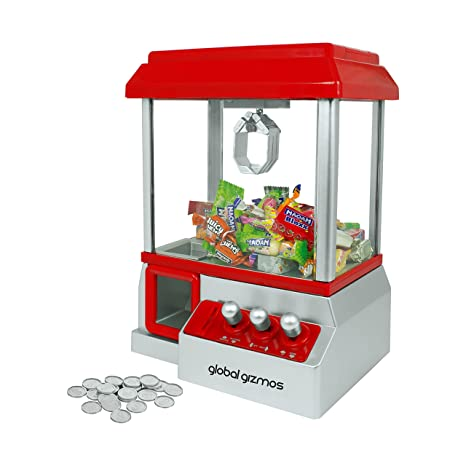 Global Gizmos Benross Candy Grabber Machine By