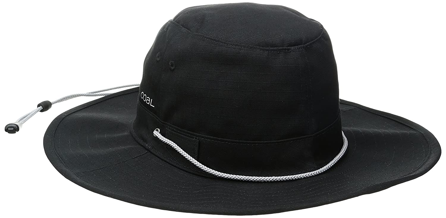 164bc4f0751 Amazon.com  Coal Men s The Traveler Wide Brimmed Adventure Hat ...
