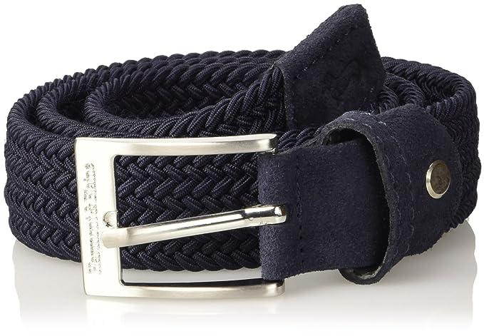 bene fuori x ottima vestibilità nuovi prezzi più bassi Harmont & Blaine Junior Cintura INTR.El.30MM, Bambino, Blu, XS ...