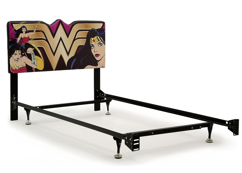 Delta Children DC Comics Batman Upholstered Twin Headboard Disney