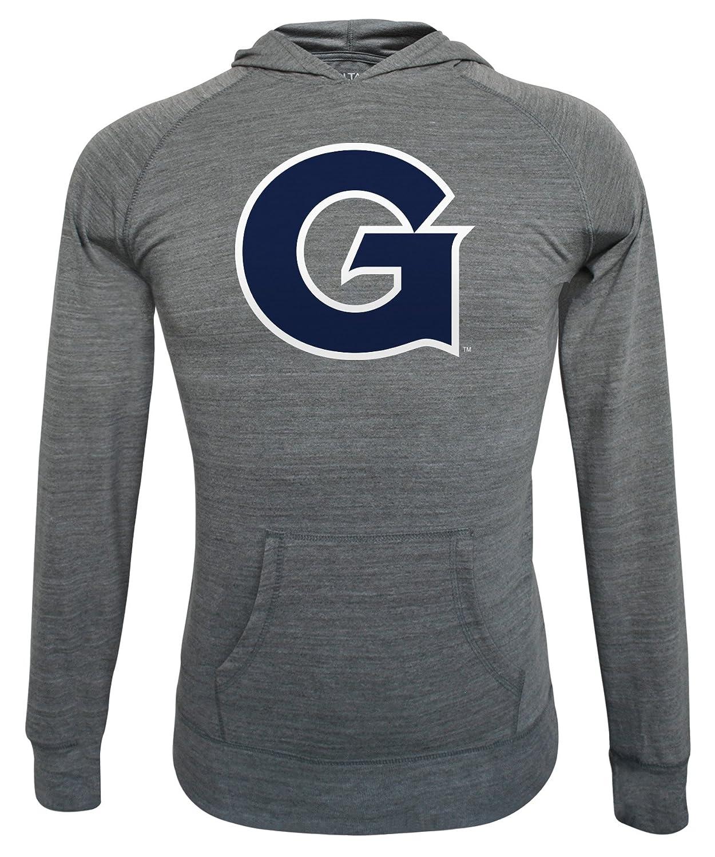 Alta Gracia NCAA Georgetown Hoyas Mens P-Streaky Hoodie Large Gray