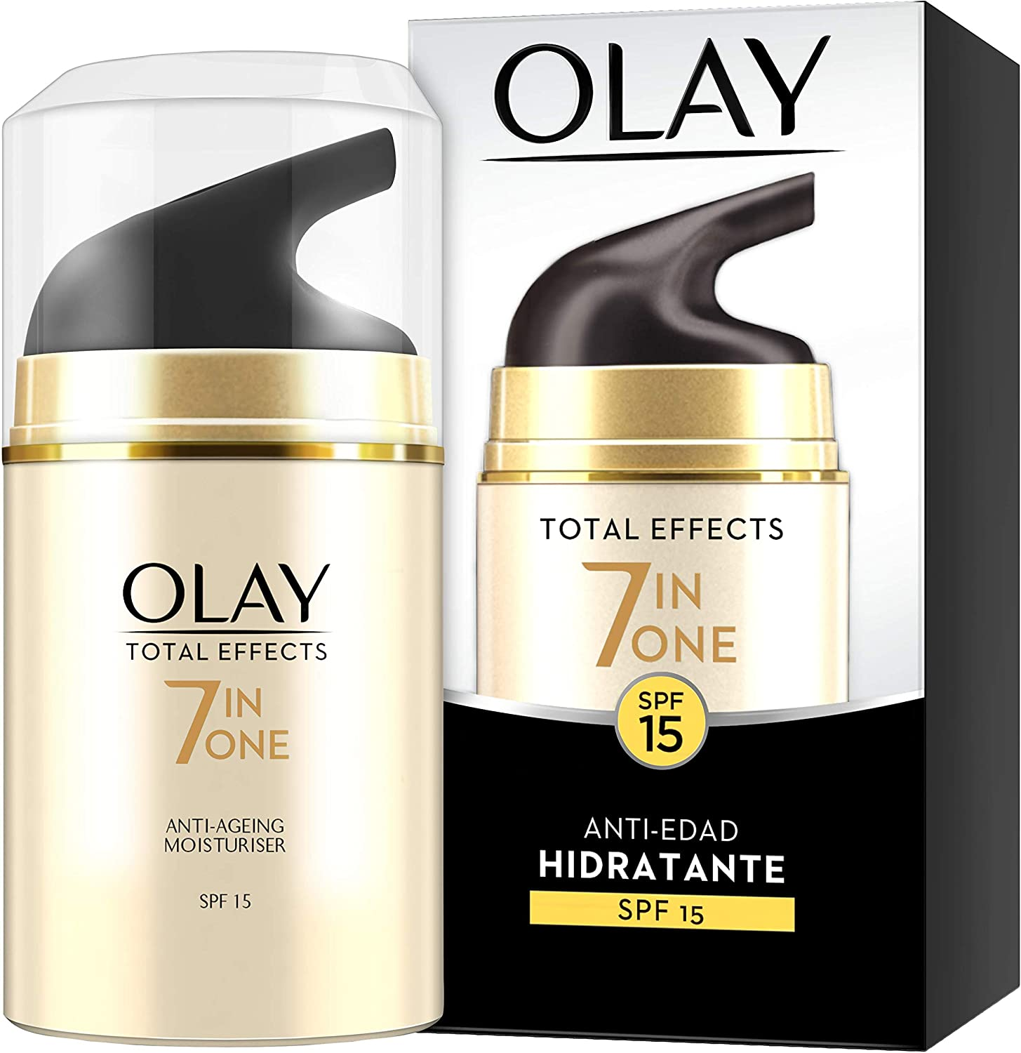Olay Total Effects 7en1 Hidratante Anti-Edad