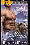 Killian (Silverback Redemption Book 3)