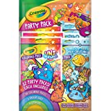 Crayola Coloring Book Party Favors, Uni-Creatures & Mer-Creatures, 12 Coloring Packs, Gift