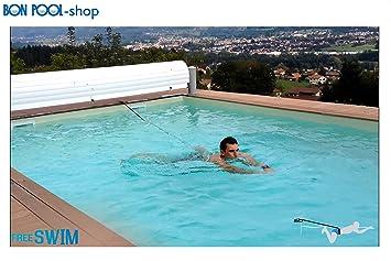 online store 00995 fdeec Ceinture de natation pour l aqua fitness Effet contre-courant Bonpool