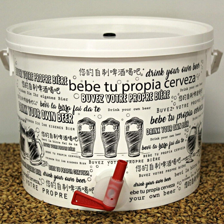 Cervezanía MyBrewery Home Brewing Kit Bio Beer: Amazon.es: Hogar
