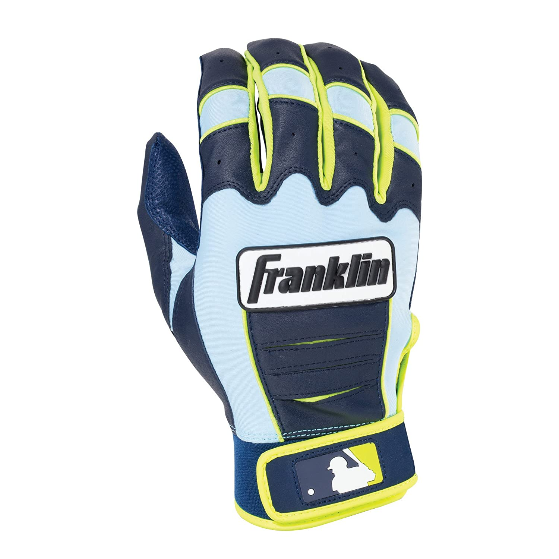 Franklin (フランクリン) スポーツ MLB CFX Pro バッティング グロ―ブ B013LPT1DW 3L|Navy/Carolina Blue Navy/Carolina Blue 3L
