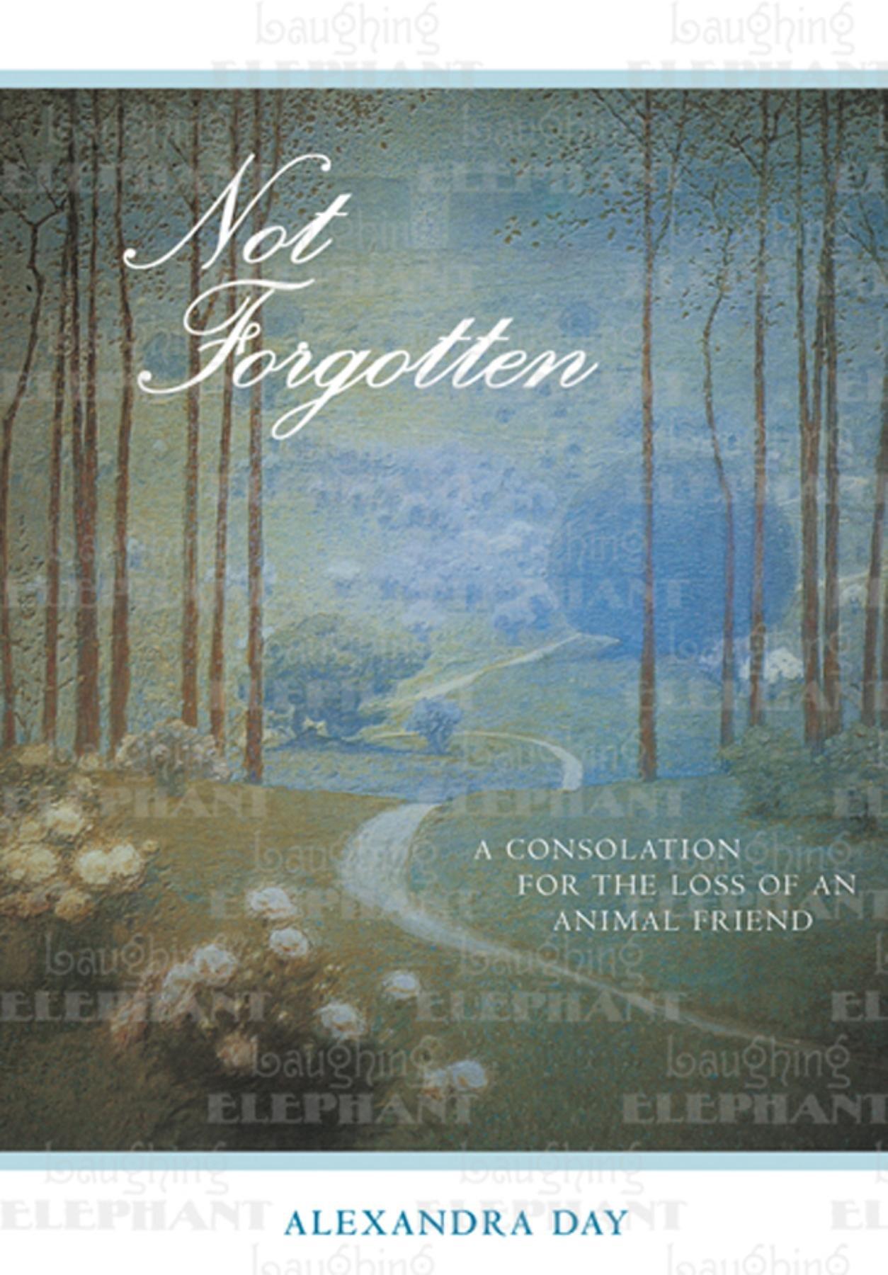Not Forgotten PDF