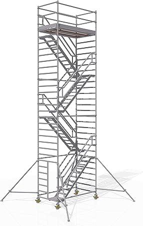 Altec para torre de aluminio H 4 velocidad