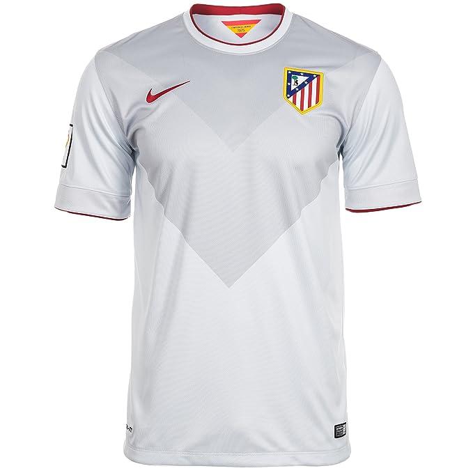 Nike Atlético De Madrid C.F. - Camiseta para Hombre, Color Blanco ...