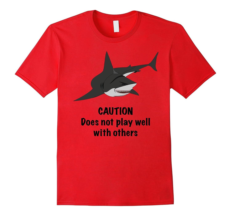 Beware of Sharks shirt