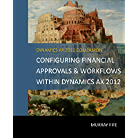 Configuring Financial Approvals & Workflows Within Dynamics AX 2012
