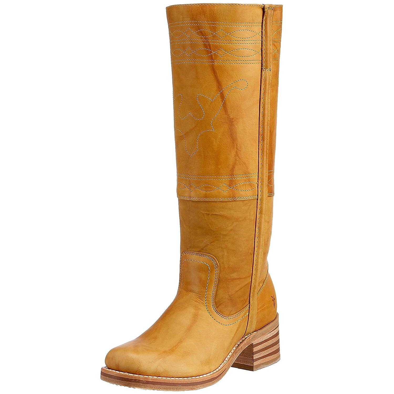 FRYE Women's Campus Stitching Horse Boot B000M4EDES 8.5 B(M) US|Banana