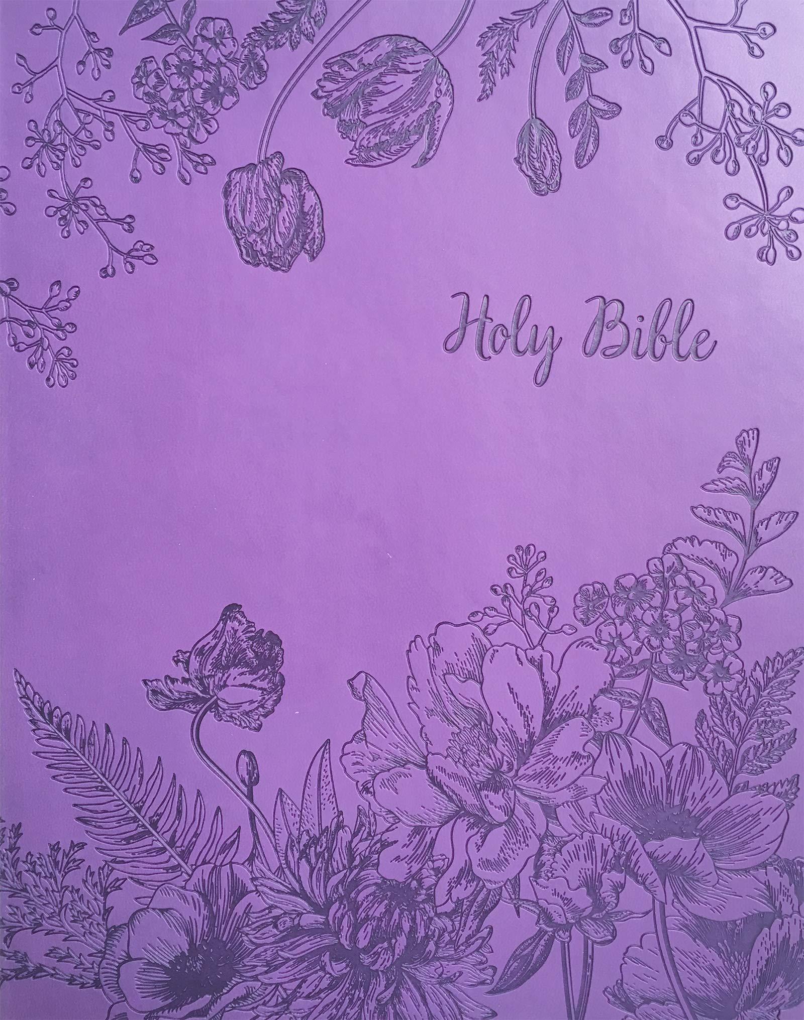 Read Online KJV Sword Study Bible Giant Print Designer Purple Ultrasoft: King James Version ebook