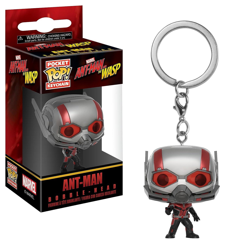 Funko- Pocket Pop Keychain: Marvel Man & The Wasp: Ant-Man Avsipa, Multicolor (30973)