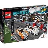 レゴ (LEGO) スピードチャンピオン ポルシェ 911 GT フィニッシュライン 75912