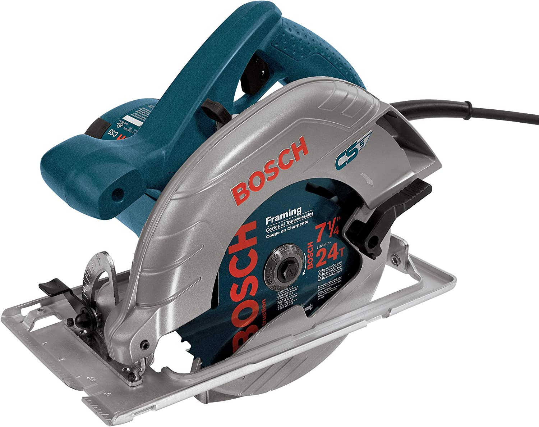 Bosch CS5 Circular Saw - Best Circular Saw With High RPM