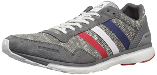 Mens Adizero Adios Shoe Adidas 3 ca Shoes Aktiv Running Amazon q75SdxS