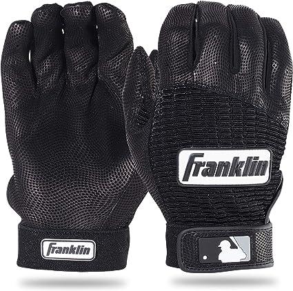 Professional Grade Franklin Powerstrap Batting Gloves