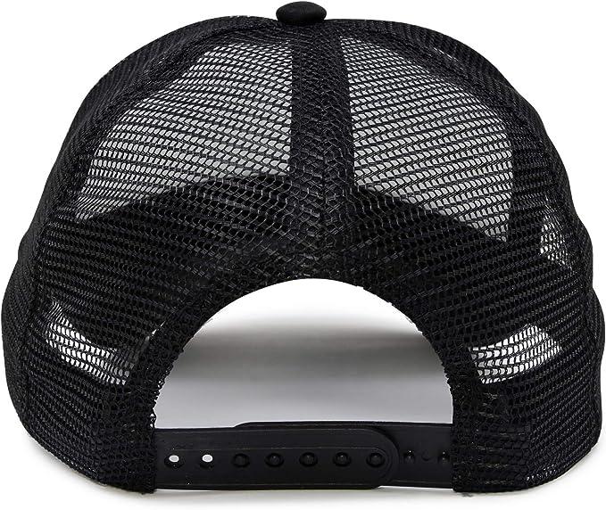 MSGUIDE Trucker Hat for Blys Girls Adjustable Mesh Hat Baseball Cap Snapback Trucker Cap for Kids