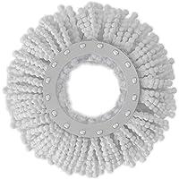 Refil para Mop Giratório Fit, Branco, Flash Limp - Compatível com os Mops Giratórios Fit: MOP5010, MOP5011, MOP9775 e…