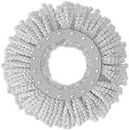 Flash Limp - Refil para Mop Giratório Fit, Branco, RMOP5011