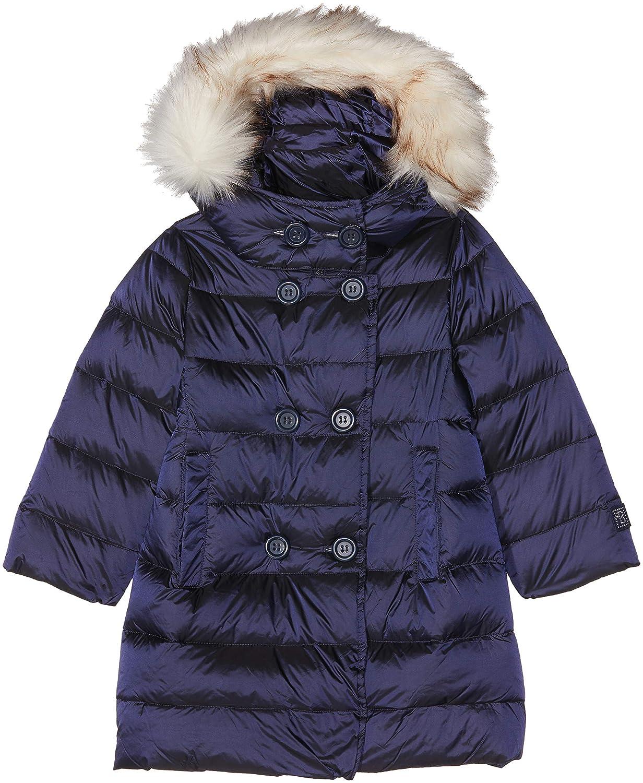 bleu (Oceano 10 279) 110 cm Brums Manteau Fille