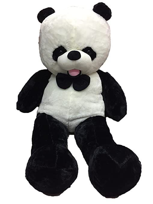 Buy Creativevilla Gaint  Inch Papa Standing Panda Teddy Bear Soft Toy Online At Low Prices In India Amazon In