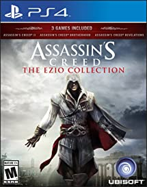 Assassin's Creed The Ezio Collection - PlayStation 4