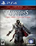 Ubisoft Assassin's Creed Ezio Collection PS4 - Juego (PlayStation 4, Acción, 15/11/2016, M (Maduro), Inglés, Ubisoft)