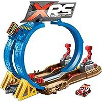Mattel- Disney Cars-XRS Superlooping Carreras en el Barro, Pistas de Coches de