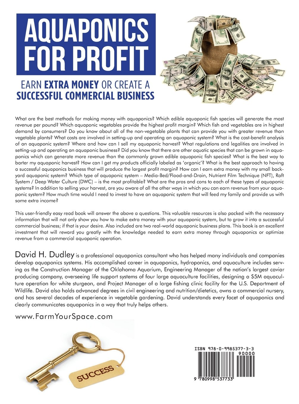 Aquaponics for Profit: Earn Extra Money or Create a Successful Commercial Business