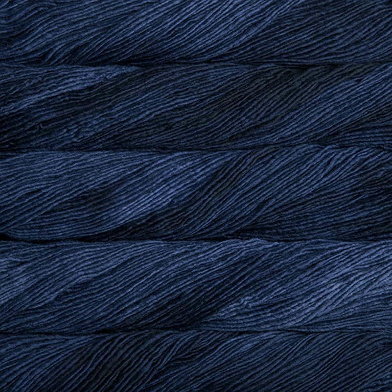 Malabrigo Worsted yarn (062 - Marine)