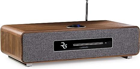 Ruarkaudio R5 Musiksystem Walnuss Audio Hifi