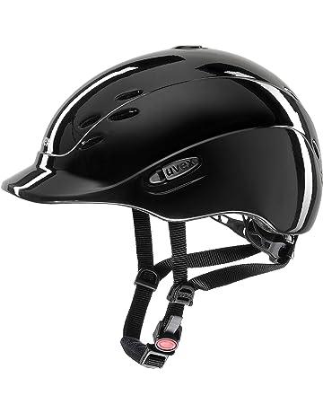 Casco Champ 3 braun Reithelm Sicherheitshelm Helm mit Helmbox