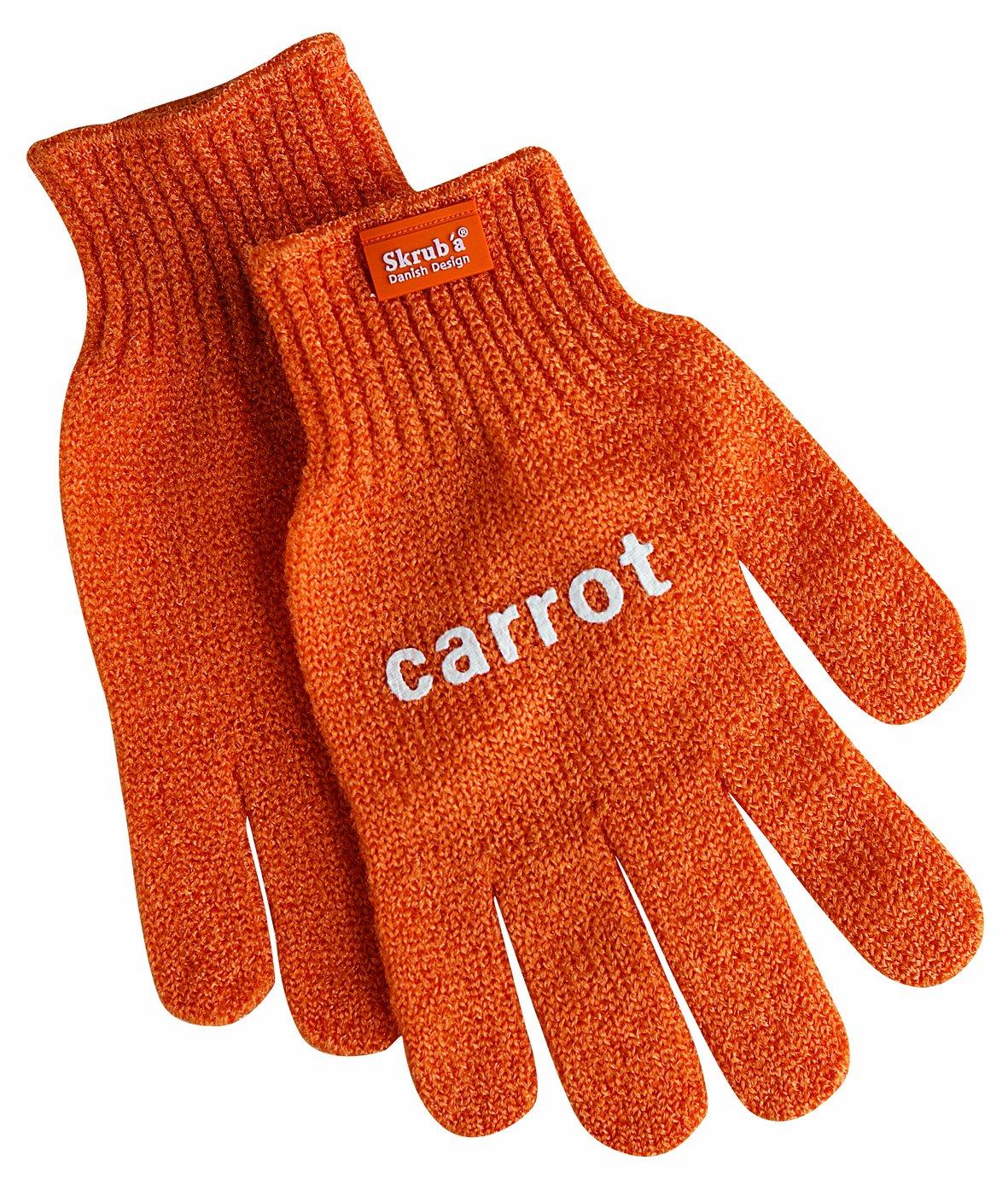Eddingtons Skrub'a Guanti pulisci carote 671003