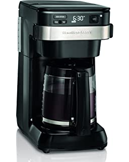 Amazon.com: Melitta MEMB1B Mill & Brew 10-Cup Coffeemaker ...